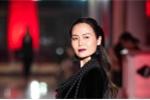 Hoa hậu Thu Thủy tái xuất trên sàn diễn thời trang