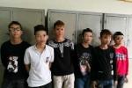Hỗn chiến trên phố đi bộ Hà Nội: Triệu tập 6 đối tượng