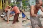 Thấy cậu đánh ông bà ngoại, cháu gái quay clip tung lên facebook cầu cứu