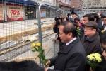 Bộ trưởng Trương Minh Tuấn chia buồn với nạn nhân khủng bố Thuỵ Điển