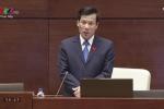 Bộ trưởng Nguyễn Ngọc Thiện: 'Cán bộ có nhiều cái sai sơ đẳng, không đáng có'