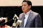 Chủ tịch Nguyễn Đức Chung: 'Cách chức trưởng công an nếu vỉa hè bị chiếm'