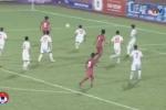 Video: Sasalak Haiprakhon đưa U21 Thái Lan vượt lên
