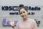 Chi Pu trả lời phỏng vấn đài KBS sau chiến thắng tạiAsia Artist Awards 2016