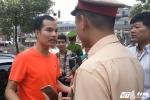 Bị xử phạt nguội, chủ phương tiện cự cãi cảnh sát giao thông
