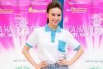 Lan Ngọc giúp thí sinh HHVN 2016 làm 'Nữ hoàng khiêu vũ' trước đêm Chung kết