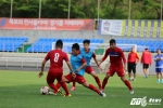 Đội phó U20 Việt Nam mong cổ động viên Hàn Quốc cổ vũ U20 Việt Nam