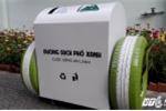 TP.HCM thí điểm 100 thùng rác tự lọc nước, trồng cây