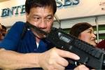 Tổng thống Philippines có thể đối mặt tội danh chống lại nhân loại