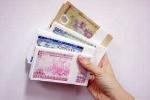 Nở rộ dịch vụ đổi tiền lẻ trên mạng