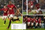 Rashford ghi bàn phút chót, Man Utd thắng kiểu Alex Ferguson