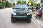 Cận cảnh xe Nga UAZ Patriot giá từ 298 triệu đồng vừa về Việt Nam