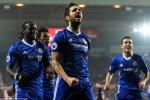 Cesc Fabregas ghi bàn, Chelsea phá kỉ lục tồn tại 11 năm