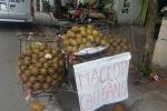 Mắc cọp giá rẻ Trung Quốc gắn mác Cao Bằng tràn ngập gánh hàng rong ở Hà Nội