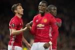 Kết quả bóng đá Europa League: Paul Pogba tỏa sáng, Manchester United đại thắng