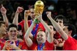 BXH FIFA: TBN vững ngôi đầu, Việt Nam mất 5 điểm