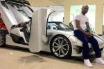 Chiêm ngưỡng siêu xe đắt nhất hành tinh của 'độc cô cầu bại'