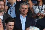Mourinho bị cáo buộc quấy rối tình dục