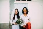 Ảnh cưới phong cách hoài cổ lãng mạn của cặp đôi 9X