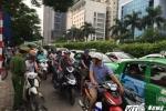 Phố phường Thủ đô lại kẹt cứng sau kỳ nghỉ lễ