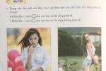 Câu hỏi 'sống giản dị' trong sách lớp 7 khiến dân mạng tranh cãi gay gắt