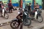 Video: Chồng vũ phu đánh vợ chảy máu đầu mặc con gái khóc lóc cầu xin