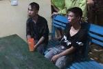 Hai 'cẩu tặc' bị người dân vây bắt, đánh bầm dập ở Hải Phòng