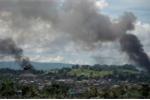 Tổng thống Philippines muốn dùng bom rải thảm diệt phiến quân