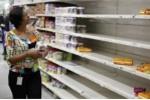 Venezuela trong cơn suy thoái: Vã mồ hôi hột chục trứng gà giá hơn 2 triệu đồng