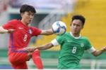 U22 Hàn Quốc thể hiện đẳng cấp, thắng U22 Macau 10-0