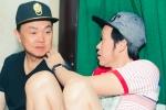 Hoài Linh lo lắng cho sức khoẻ sa sút của Chí Tài ngay trước liveshow