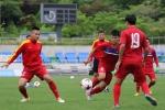 U20 Việt Nam bàn mưu bí mật đấu U20 New Zealand