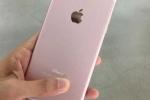 Lộ diện iPhone 7 Plus vàng hồng