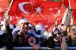 Thổ Nhĩ Kỳ triệu Đại biện lâm thời Hà Lan để phản đối can thiệp