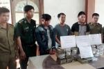 Phá chuyên án ma túy 'khủng' trên đất Lào, thu giữ 97 bánh heroin