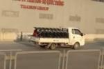 CSGT Hà Nội xác định xe tải phóng ngược chiều trên đường cao tốc