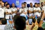 Messi dẫn đầu tuyển Argentina tẩy chay báo chí