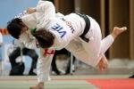 250 võ sĩ tranh tài tại giải Judo sinh viên, học sinh