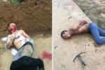 Trộm chó Trung Quốc bị đánh đến chết