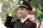 Hot boy Học viện An ninh 'tỏ tình' Á hậu Huyền My chia sẻ kỷ niệm Tết