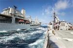 Ảnh: Hải quân Mỹ tập phá mìn, ngư lôi
