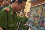 Ảnh: Kho vũ khí 'khủng' của tội phạm giữa Thủ đô