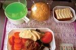 Suất ăn trên máy bay như đồ ăn cho... cún