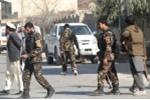 Đánh bom gần Đại sứ quán Nga tại Aghanistan: Đã có 7 người chết
