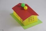 Clip 'bóng lăn trên mái nhà' khiến người xem ảo giác, lú lẫn