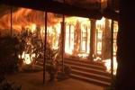 Xác định nguyên nhân vụ cháy chùa Tĩnh Lâu