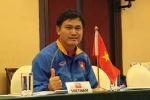 Trưởng đoàn Trần Anh Tú: Futsal Việt Nam không sợ hãi