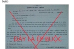 Buôn Ma Thuột: Học sinh lập fanpage phản đối việc học thêm tại trường