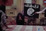 Clip: Tưởng bị IS bắt cóc, nữ diễn viên nổi tiếng khóc lóc hoảng loạn