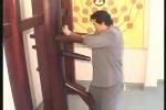 Video: Chưởng môn Huỳnh Tuấn Kiệt múa kiếm Nhật, đánh mộc nhân cực chất